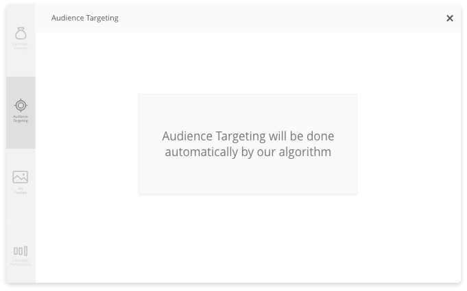 Itelligent audience